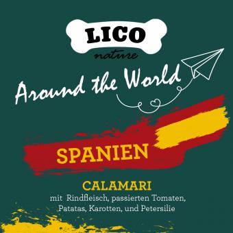 Lico Around the World - Spanien, gefroren 2x250g