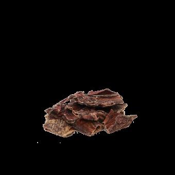 Rind Dörrfleischchips, getrocknet 250g
