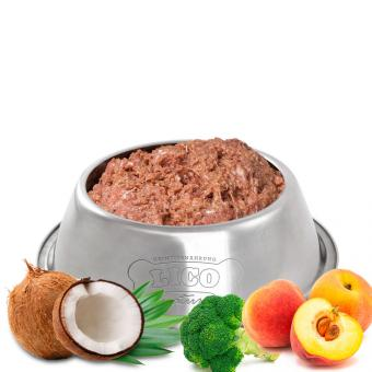 Kokostraum Mix, gefroren 500g