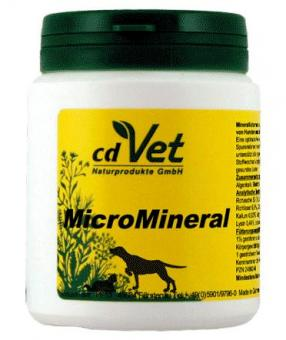 MicroMineral Hund & Katze 500g