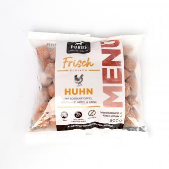 PURUS - Huhn Menü Nuggets, gefroren 800g