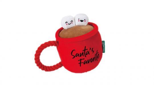 Weihnachtsspielzeug Tasse Santa ❆, 1 Stk.