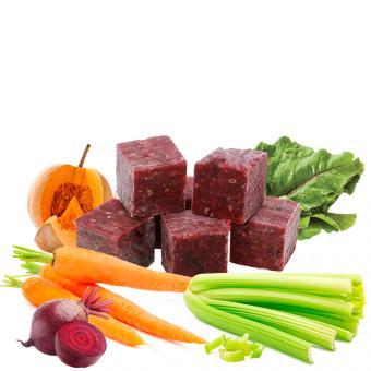 Veggie Cubes II, gefroren 10 Würfel