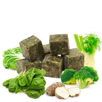 Veggie Cubes III, gefroren 10 Würfel