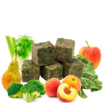 Veggie Cubes IV, gefroren 10 Würfel
